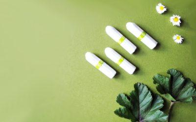 Regelschmerzen: 5 Gründe, auf Tampons zu verzichten (+ Alternativen)