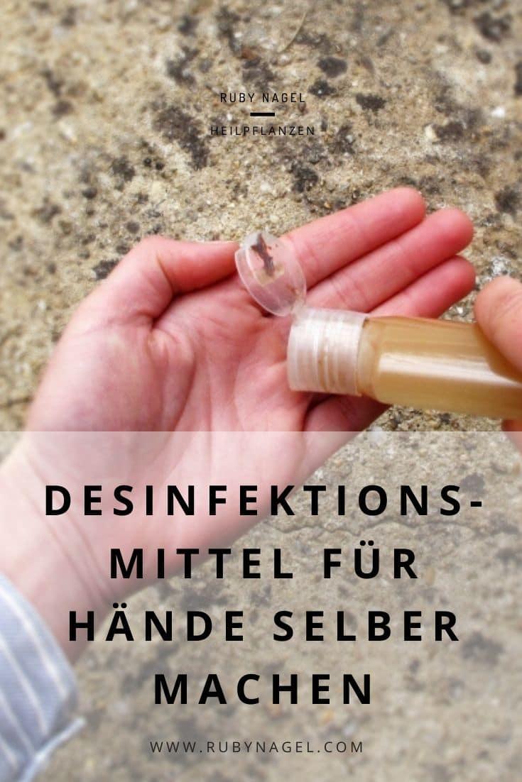 Desinfektionsmittel Hände Selber Machen