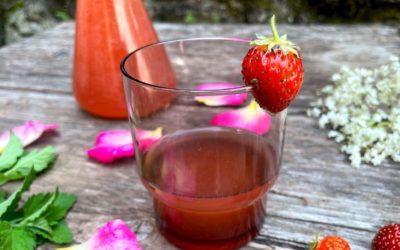 Mittsommer-Bowle: Alkoholfreies Last-Minute-Rezept mit Suchtpotenzial
